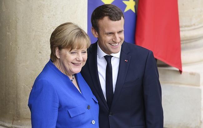 Меркель и Макрон обещают представить план реформ Евросоюзу к середине декабря