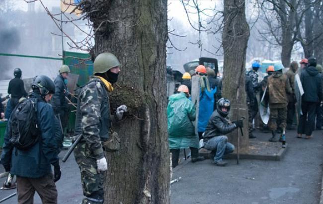 Фото: Страшные дни расстрелов Майдана