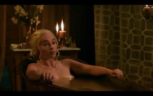 """Зірка """"Гри престолів"""" розповіла про сексуальні сцени в серіалі"""