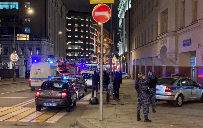 У Москві нейтралізували стрілка