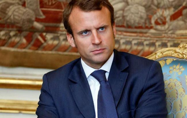 Французские правоохранители заявили, что почту Макрона взломали неонацисты из США