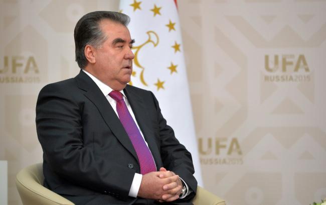 Фото: Рахмон назначил мэром Душанбе своего сына