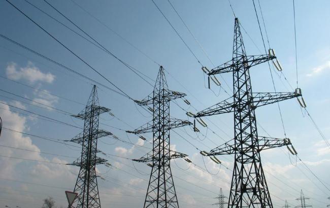 Україна в 2015 році скоротила виробництво електроенергії на 10,2%