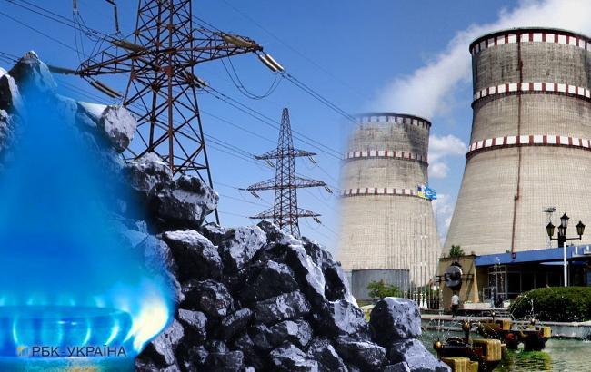 Энергетическая отрасль продемонстрировала бесперебойную работу в 2017 году (коллаж РБК-Украина)