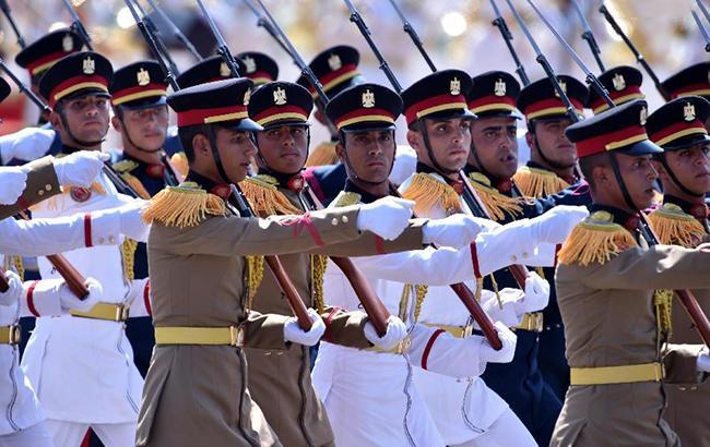 Фото: армия Египта (english.gov.cn)