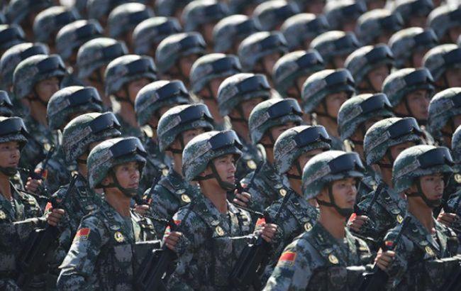 Китай збільшить оборонні витрати