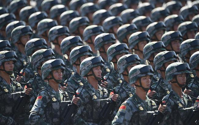 Фото: китайские военные (english.gov.cn)