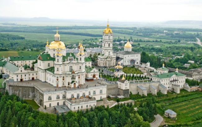 За фактом передачі Почаївської лаври УПЦ Московського патріархату відкрили справу