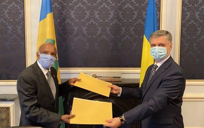 Украина подписала соглашение о безвизе с еще одной карибской страной