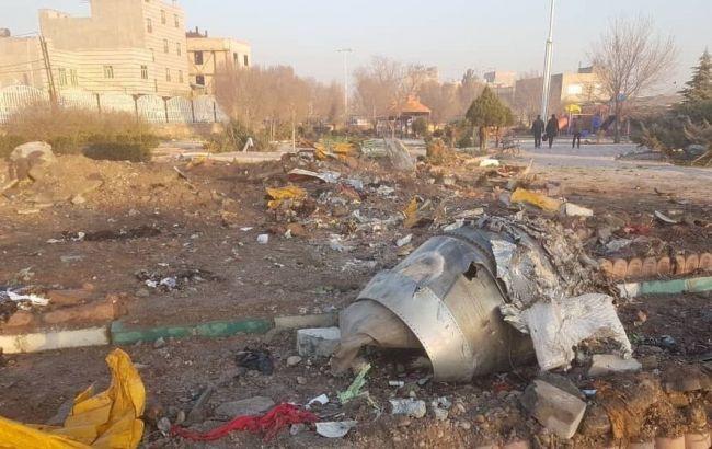 Швеция и Эстония выразили соболезнования Украине в связи с аварией самолета в Иране