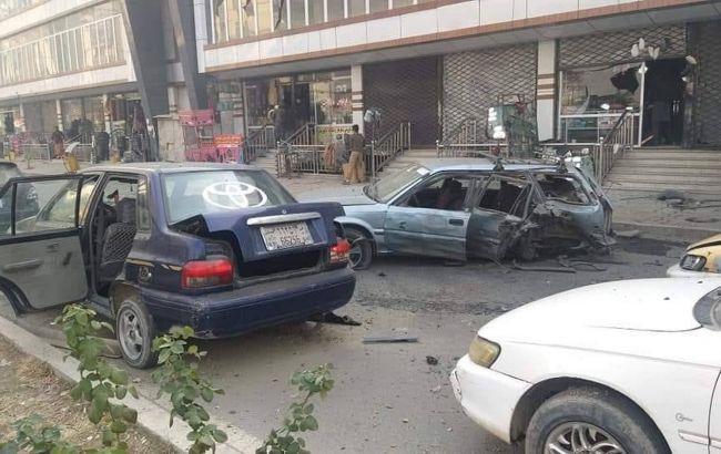Кабул піддався ракетному обстрілу, ІД взяла відповідальність