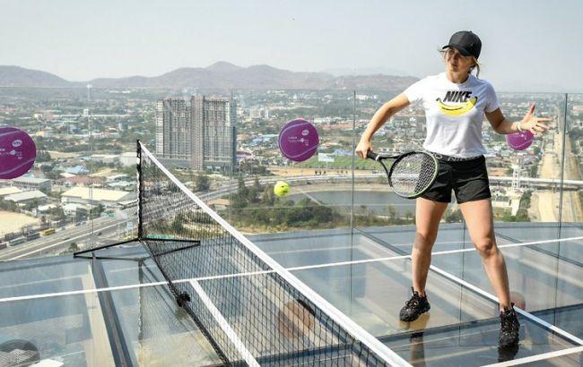 Свитолина с победы стартовала в одиночной сетке турнира WTA в Таиланде