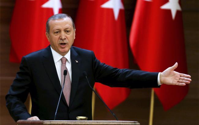 Фото: Реджеп Тайіп Ердоган