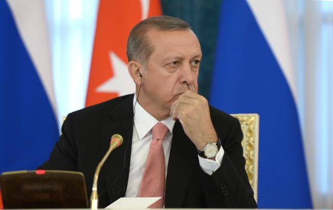 Фото: президент Турции Реджеп Тайип Эрдоган (пресс-служба Кремля)