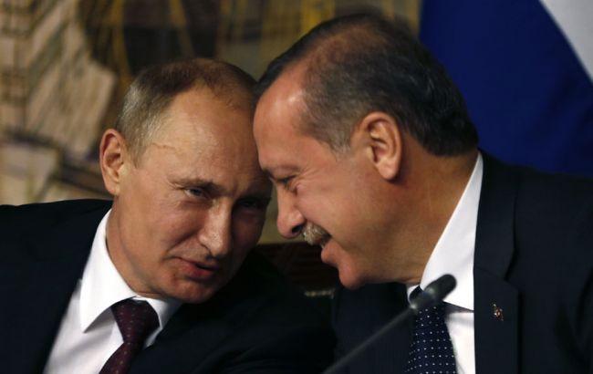 Фото: сближению России и Турции способствовал лидер Казахстана