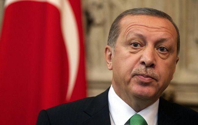 Фото: Эрдоган обвинил европейских лидеров в неискренности