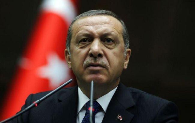 Фото: президент Турции Реджеп Эрдоган допустил продление чрезвычайного положения