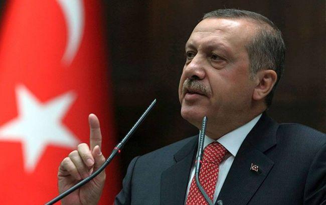 Фото: президент Турции Реджеп Тайип Эрдоган