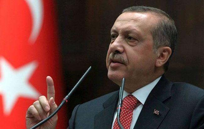 Фото: Ердоган заявив про готовність до реалізації спільних з РФ енергетичних проектів