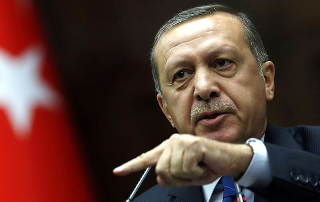 Эрдоган назвал организаторов переворота в Турции