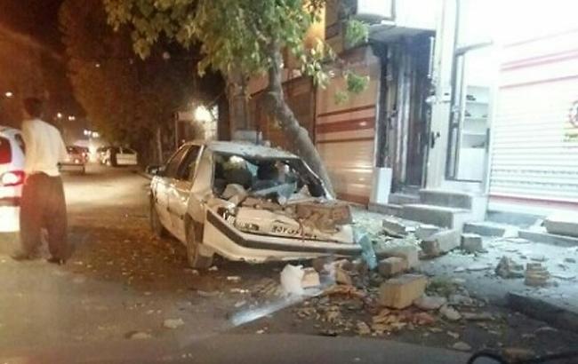Землетрясение на границе Ирака и Ирана: число жертв достигло 395 человек