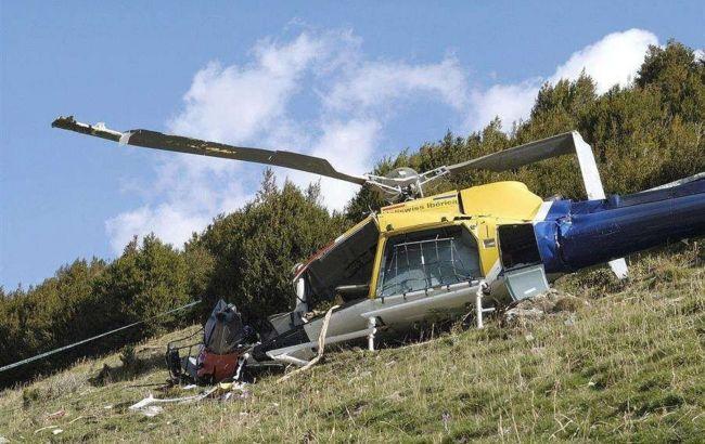 На Кубі розбився військовий вертоліт, п'ятеро людей загинули