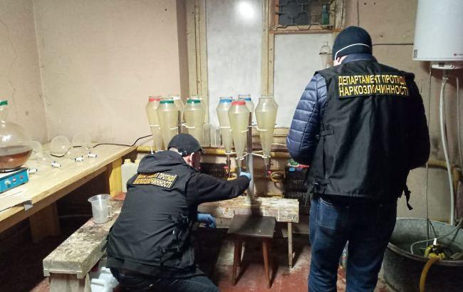 У Києві викрили найбільшу в Україні мережу наркоторгівлі