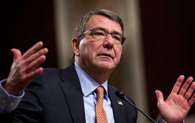 Фото: глава Пентагону Ештон Картер розповів про внесок РФ в боротьбу з ІДІЛ в Сирії