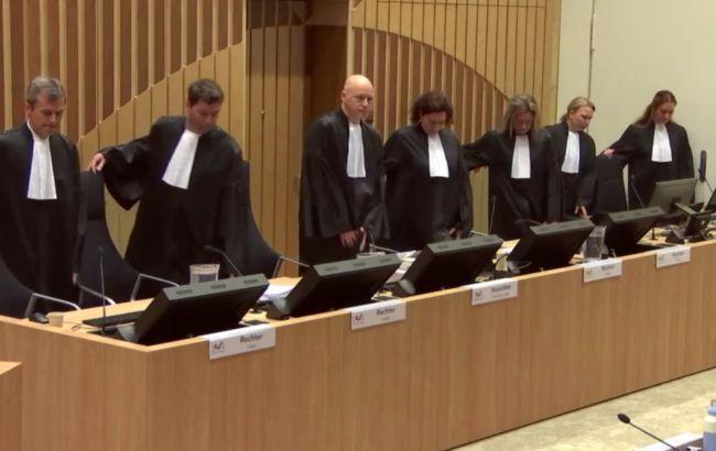 Справа МН17: суддя в Гаазі розповів, коли буде прийнято рішення по підозрюваним