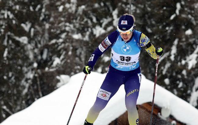Україна завоювала першу медаль в сезоні з біатлону