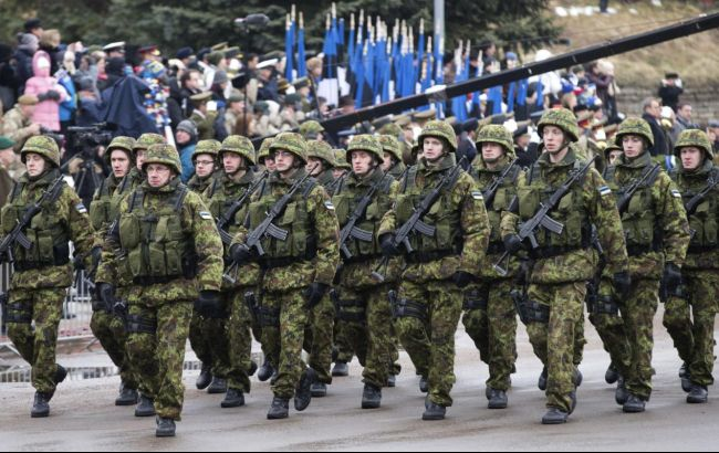 В Естонії почалися найбільші в історії країни військові навчання НАТО за участю України