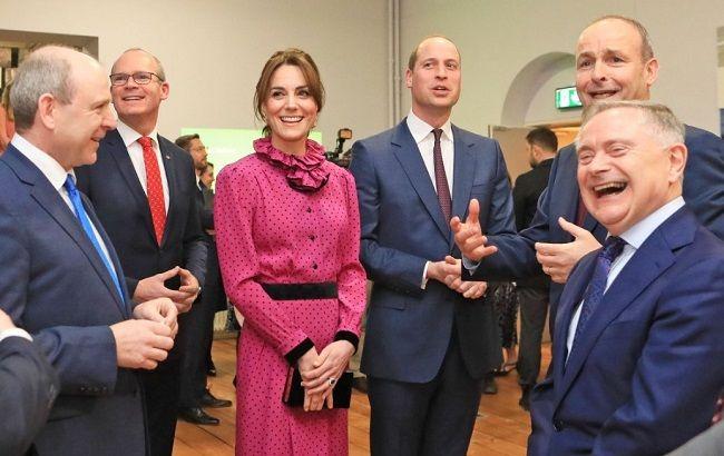 Як принцеса Діана: Кейт Міддлтон вийшла у світ в унікальній вінтажній сукні