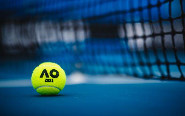 Українські тенісисти дізналися імена перших суперників на Australian Open