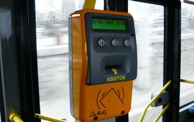 Фото: в Україні можуть ввести автоматизовану систему оплати проїзду в транспорті