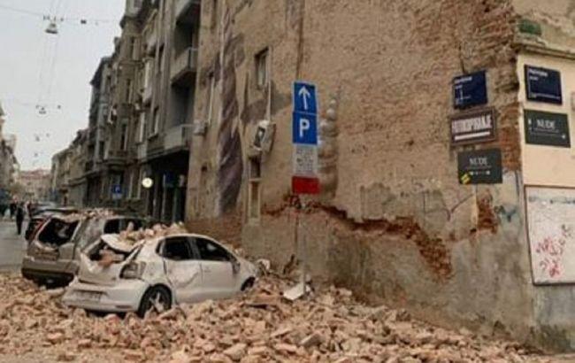 Потрійний землетрус в Хорватії: загинув підліток