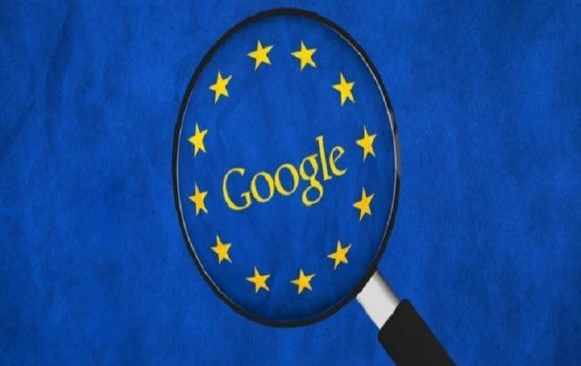 Фото: ЄС може оштрафувати Google за антиконкурентні дії