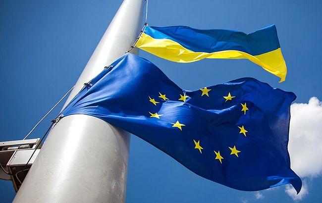 Фото: саммит Украина-ЕС стартует сегодня