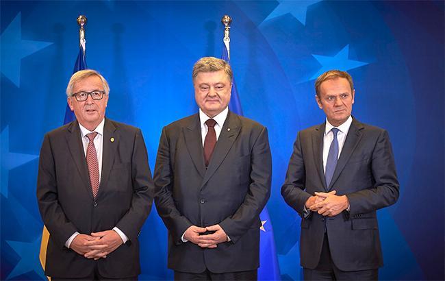 Фото: Порошенко считает, что пора активно освобождать Крым (consilium.europa.eu)