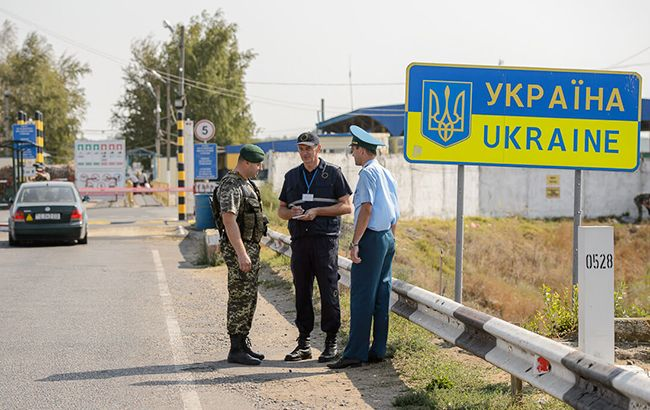Фото: работники пограничной службы (eubam.org)