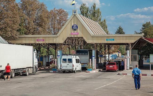 Фото: митний пункт пропуску (eubam.org)