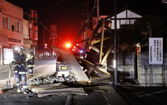В Японії зафіксували повторний землетрус