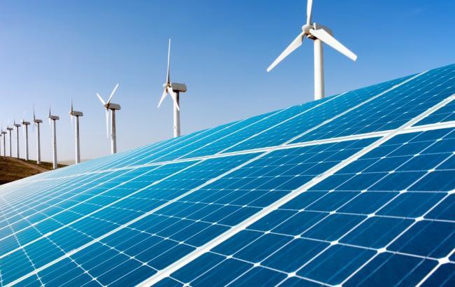 в мире развивается альтернативная энергетика