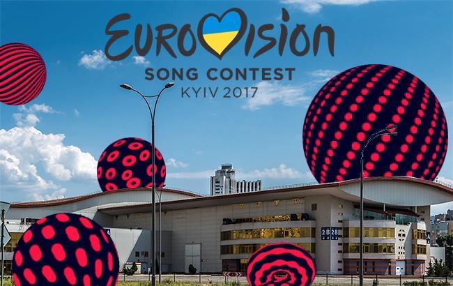 """До проведення """"Євробачення"""" у Києві залишилось вже менше трьох місяців"""