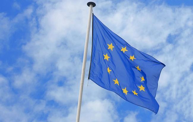 Фото: флаг ЕС (twitter/European Commission)