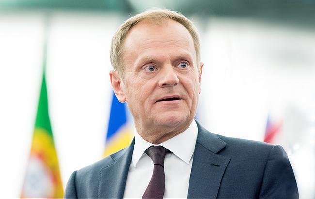Туск розкритикував політику Трампа в ЄС
