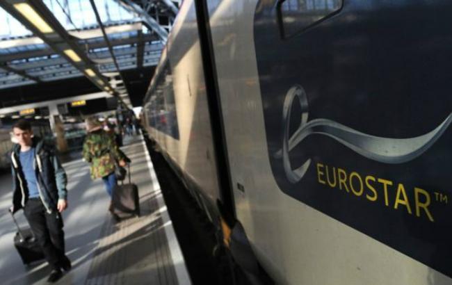 Фото: залізнична компанія Eurostar (PA)