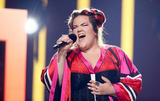 Фото: Нетта Барзилай (eurovision.tv)