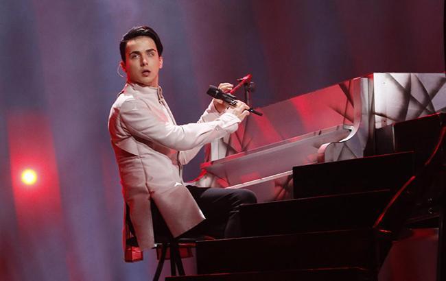 Фото: MELOVIN (eurovision.tv-4)