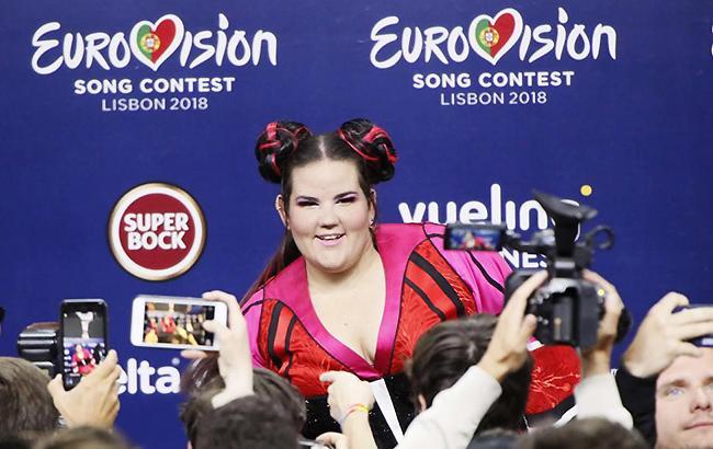 Фото: Нетта Барзілай (eurovision.tv)