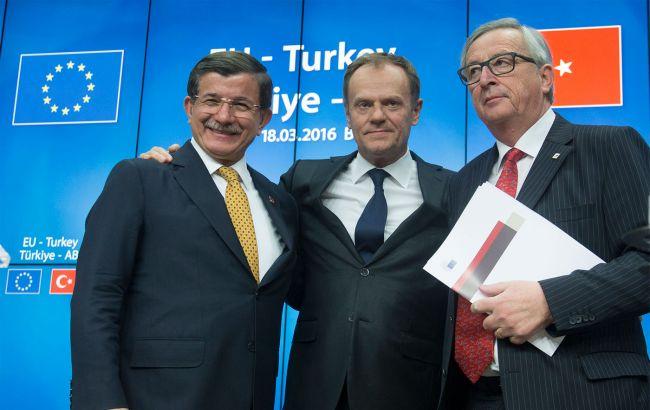 BBC: Єврокомісія схвалить введення безвізового режиму з Туреччиною